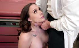 Filmy Dla Dorosłych Erotyczne - Chanel Preston, Ruchanie W Usta