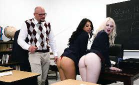 Sex Filmy Darmo - Gina Valentina, Lily Rader, Dwie Dziewczyny