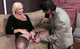 Darmo Porn - Rhylee Richards, Sztuczny Penis