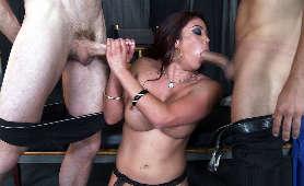 Porno Filmy W Hd - Mia Lelani, 1 Kobieta 2 Meżczyzn
