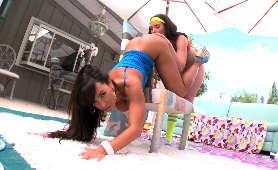 Filmiki Erotyczne Online - Casey Calvert, Lisa Ann, Dwie Dziewczyny