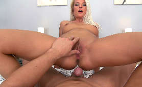 Porno Seks - Jessie Jazz, Odwrócona Pozycja Na Jeźdzca