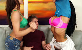 Sexanet - Romi Rain, Tiffany Tyler, Sex Oralny