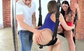 Filmy Erotyczne Tv - Dani Daniels, Sophie Dee, 2 Kobiety 1 Meżczyzna